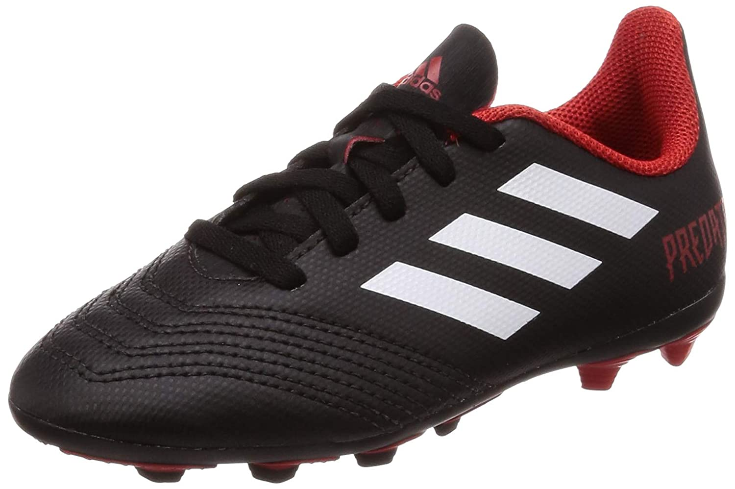 adidas Kids Shoes Boys Football Predator 18.4 Flexible Ground Soccer New DB2323