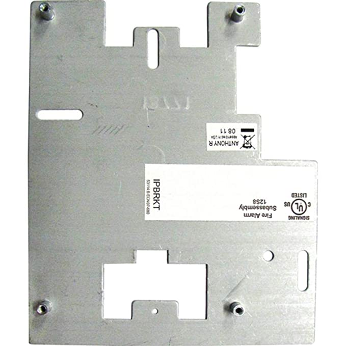 Fire-Lite Alarms Honeywell IPBRKT Mounting Bracket F/Ipdact ...