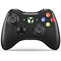 Wireless Controller for Xbox 360, VOYEE Controller with Upgraded Joystick for Microsoft Xbox 360…