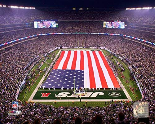 New York Jets Meadowlands Stadium Photo (Size: 16