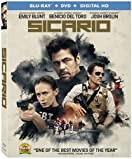 Emily Blunt (Actor), Benicio del Toro (Actor), Denis Villeneuve (Director) | Rated: R (Restricted) | Format: Blu-ray (18171)  Buy new: $14.99$6.28 30 used & newfrom$3.37