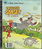 Inspector Gadget in Africa by Fiction (Hardcover) Hardcover