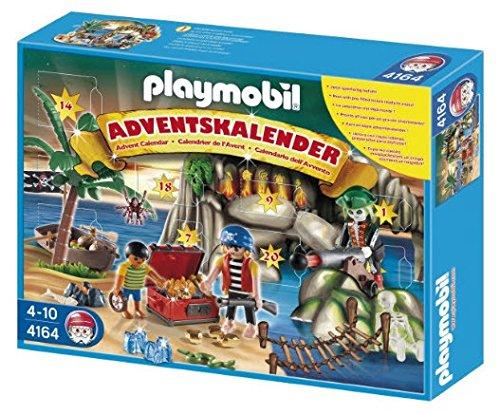 PLAYMOBIL® Advent Calendar Pirates Treasure Cove