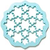 Lekue 雪花饼干模具,蓝色