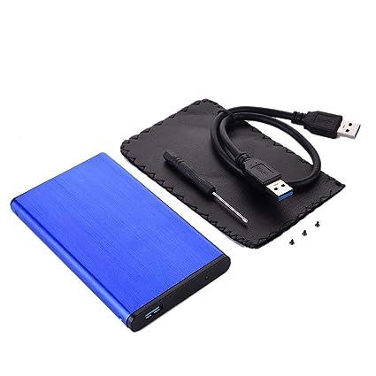 LiféUP USB3.0 SATA3.0 Caja de Disco Duro Externo Caja de ...
