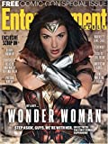 Entertainment Weekly Special Issue with Wonder Woman SDCC Comic Con 2016