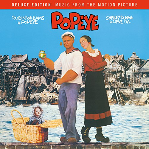 Popeye (Music From The Motion ...