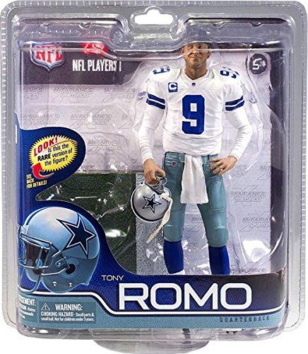 - NFL Dallas Cowboys McFarlane 2012 Series 29 Tony Romo Action Figure
