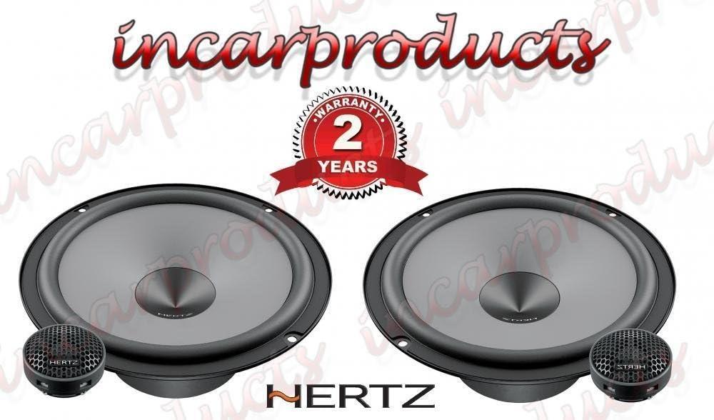 Hertz Uno K165 Autoradio Lautsprecher 300 W 17 Cm Elektronik