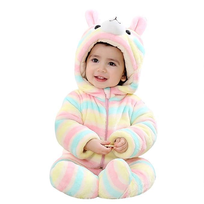 Amazon.com: Vine con capucha Pelele Infant bebé trajes de ...