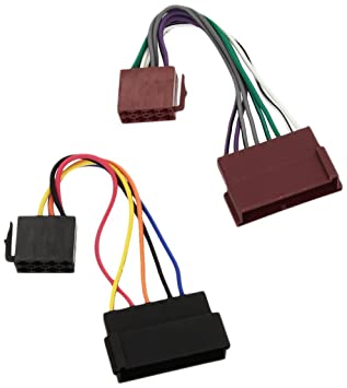 xtremeauto acirc reg iso stereo wiring adapter harness for ford for use xtremeautoacircreg iso stereo wiring adapter harness for ford for use aftermarket stereos
