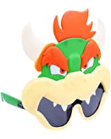 Sunstaches Bowzer Instant Costume Licensed Sunglasses Bowser