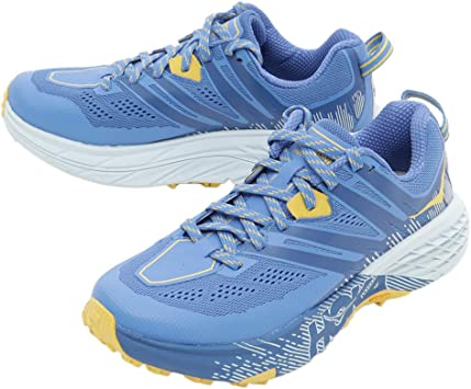 HOKA ONE One Speedgoat 3 AZUL (Palace Blue/Bamboo): Amazon.es: Deportes y aire libre