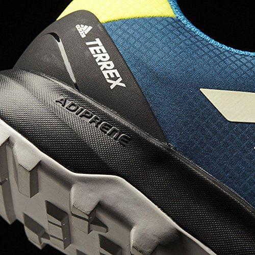 adidas Herren Terrex Fastshell CP Trekking-& Wanderhalbschuhe, Blau blau (Azunoc / Ftwbla / Seamso)