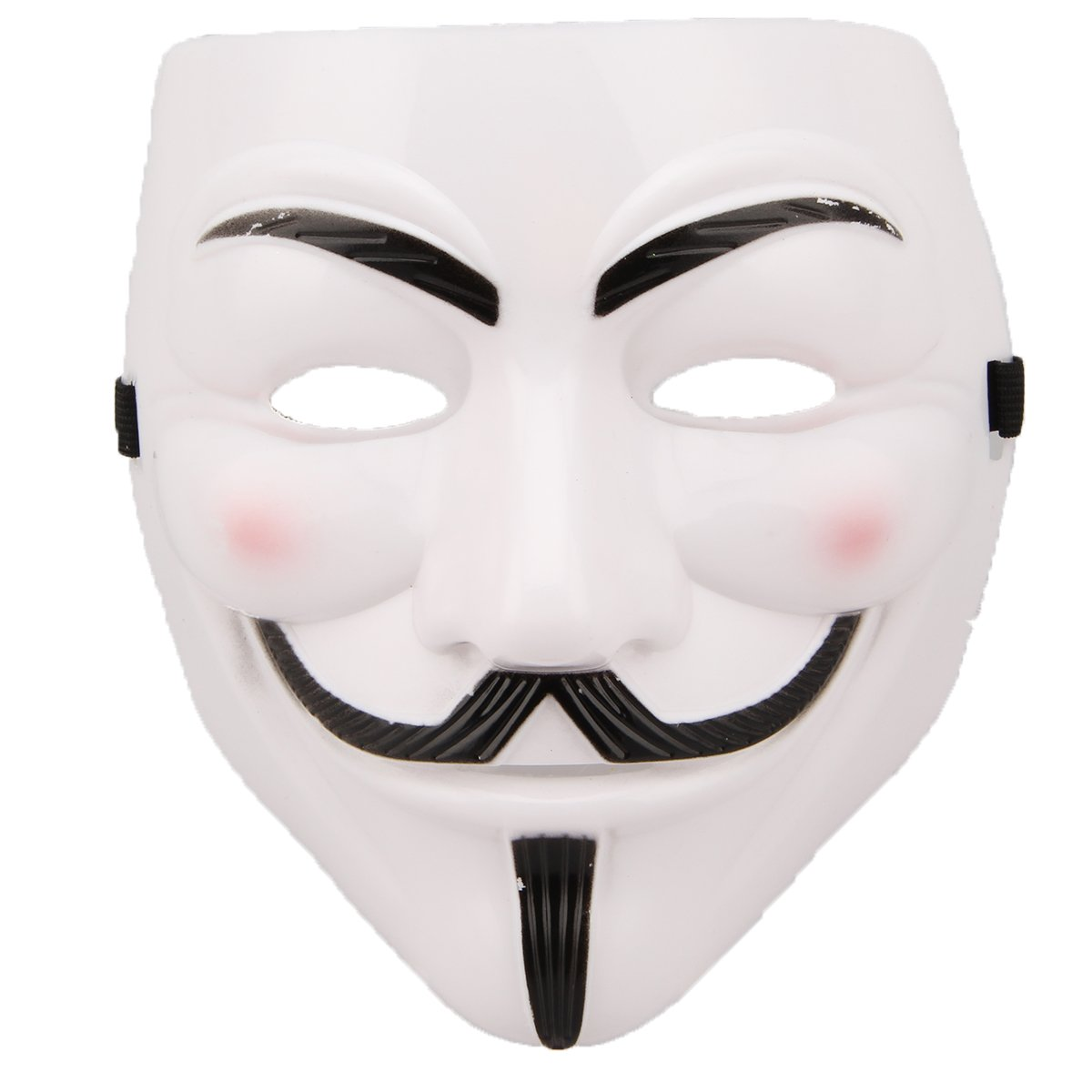 Mask Anonymous by own hands