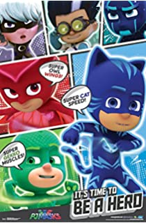 Trends International Pj Masks Powers Wall Poster, ...