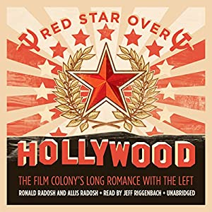 Red Star over Hollywood Audiobook