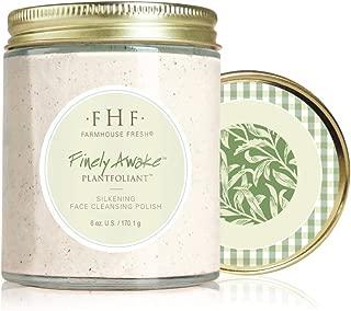 product image for FarmHouse Fresh Finely Awake Plantfoliant Silkening Face Cleansing Polish, 6 oz