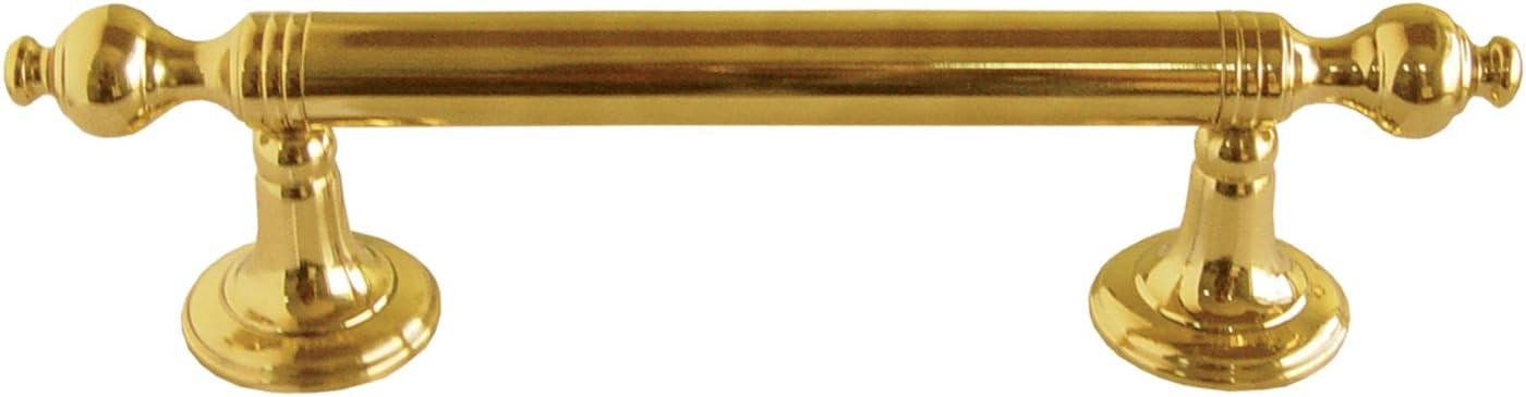 Imex El Zorro 76020 Manillón liso (latón brillo, 250 mm)