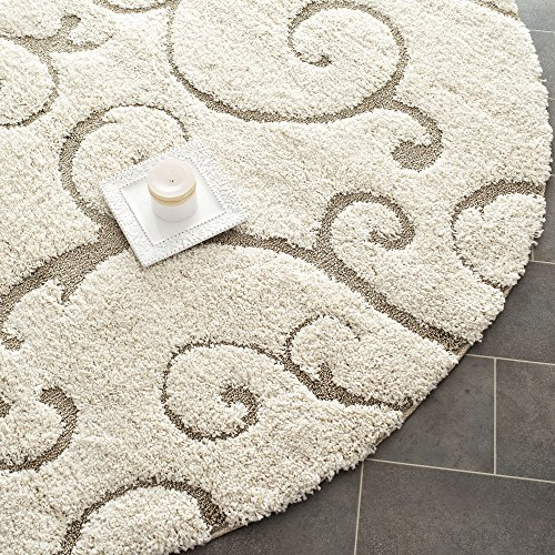 Round Rugs For Living Room Amazoncom - Living room rugs amazon