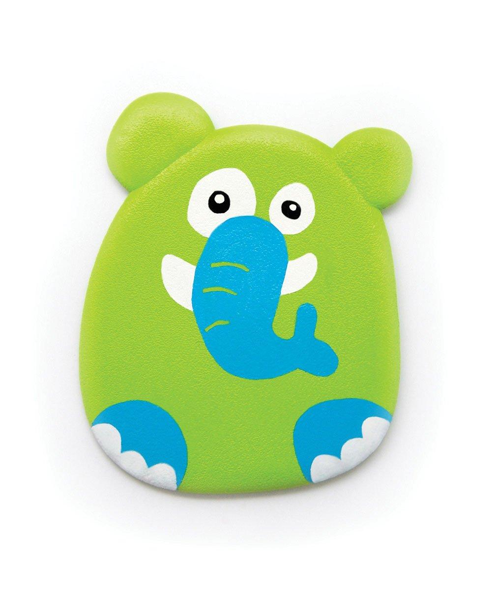 Set of 6 Orda USA 3701456 Jungle Buddies Bathtub Appliques Small World Toys All About Baby Bath