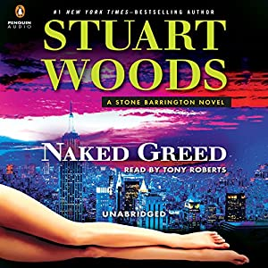 Naked Greed Audiobook