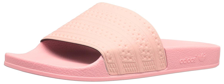 adidas Originals Women's Adilette Slide Sandals B01N030DF5 6 M US|Haze Coral