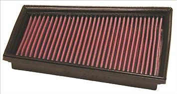 K&N 33-2849 Filtro de Aire Coche