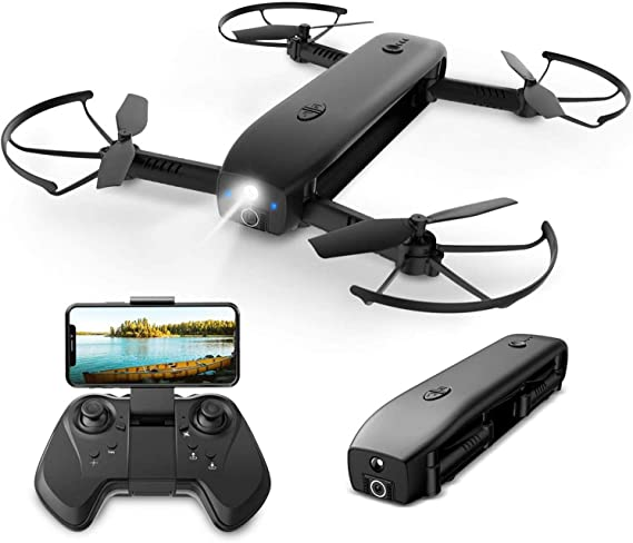 Holy Stone FPV Drone with Camera for Adults 1080P HD