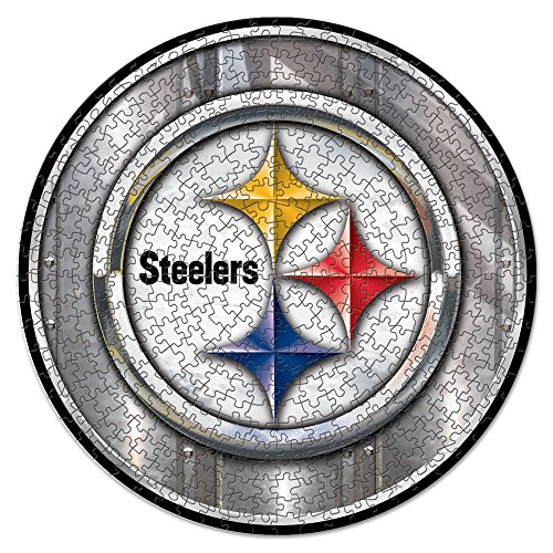 (Wincraft NFL Pittsburgh Steelers Puzzle in Box (500 Piece))