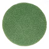 TableTop King Bissell 437.056 12'' Cleaning Pad for BGEM9000, Green Pack of 5