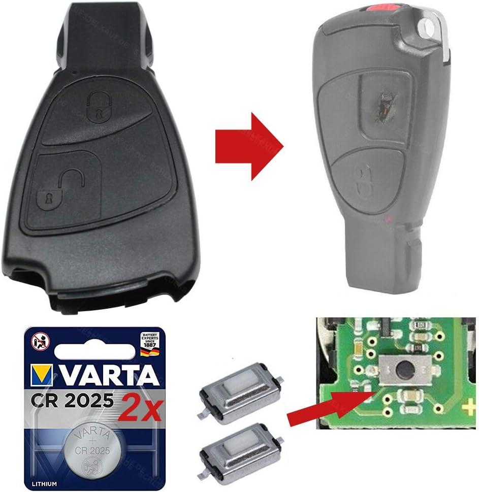 Auto Schlüssel Smartkey Funk Fernbedienung Sender Set 2 Elektronik
