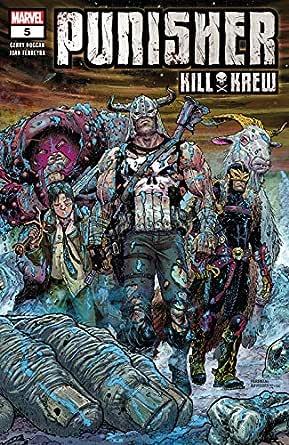 ART Juan ; Petit ... Gerry; Ferreyra Paperback by Duggan Punisher Kill Krew