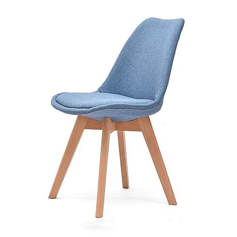 Prime Amazon Com Solid Wood Desk Chair Simple Modern Backrest Ncnpc Chair Design For Home Ncnpcorg