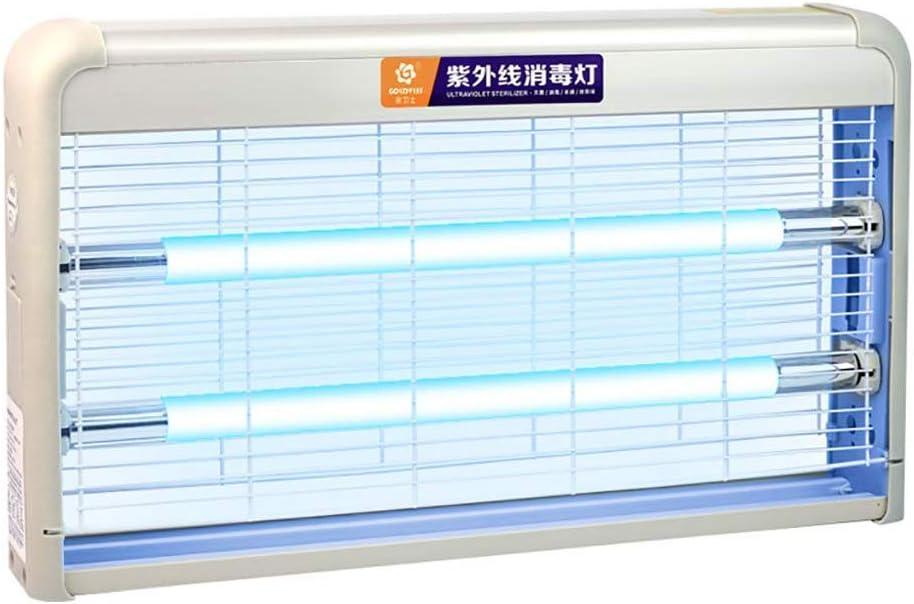Restaurantes LP Disinfection lamp Luz De Esterilizador De L/áMpara Germicida De Ozono UV F/áBricas Etc. Limpiador De Esterilizador De Aire 20//30 // 40W para Talleres