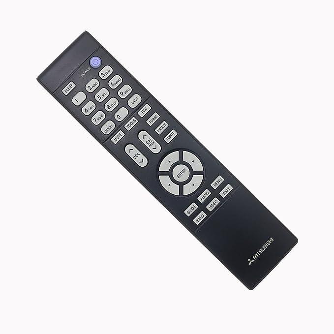 New Original Mitsubishi WS-55315 WS55411 WS-55411 WS55413 TV Remote Control