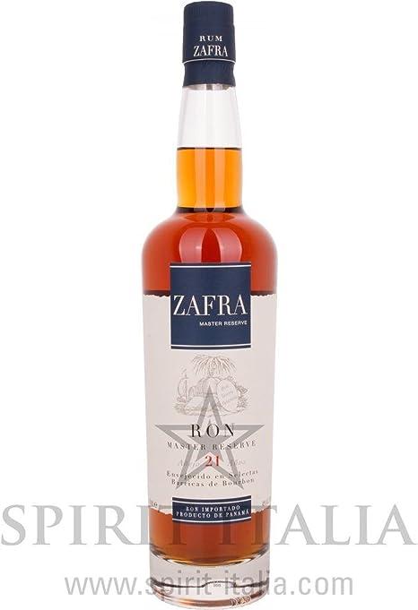 Zafra Ron Master Reserve 21 Anos 40% Vol. 40,00% 0.7 l ...