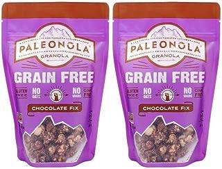 product image for Paleonola Grain Free Gluten Free Non-GMO Granola, Chocolate Fix Flavor - Pack of 2, 10 Oz. ea.