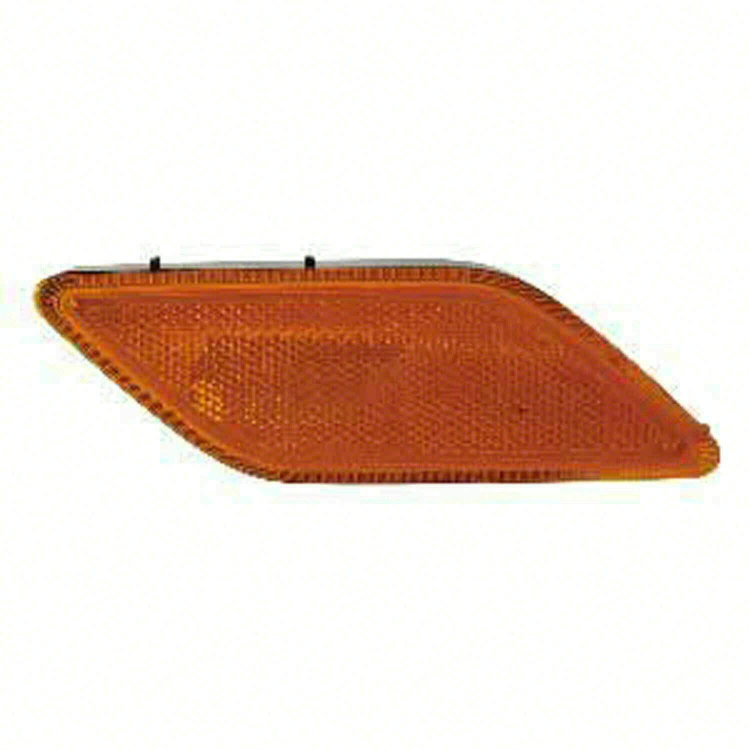 Depo 340-1416R-US Passenger Side Front Marker Lamp Assembly with Bulb and Socket for Mercedes-Benz E350
