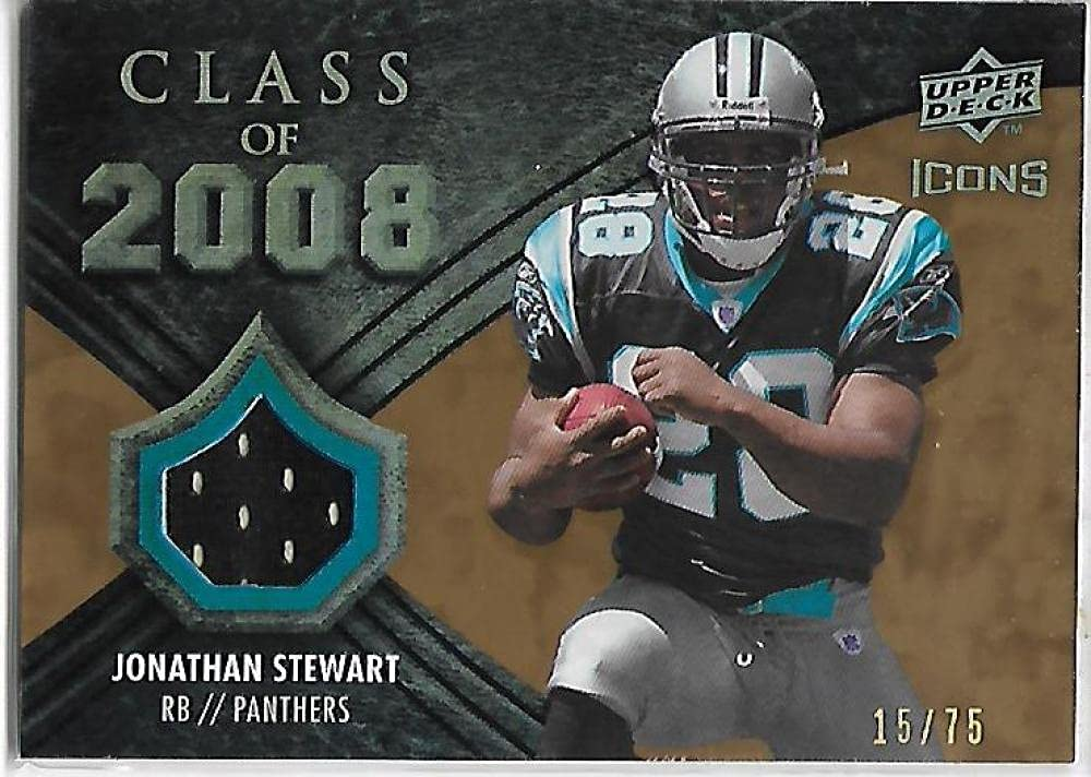 Amazon.com: 2008 Upper Deck Icons Class of 2008 Jersey Gold #CO6 ...