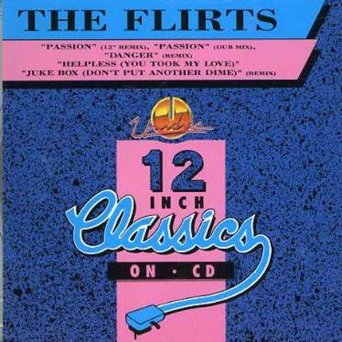 CD : The Flirts - Passion / Danger / Helpless / Juke Box (Canada - Import)