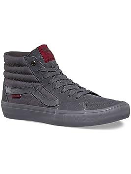 c4cd4d0a9396 Vans Skate Shoe Men Sk8-Hi Pro Skate Shoes  Amazon.co.uk  Sports ...