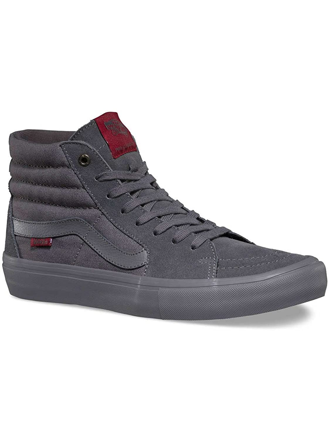 bca47182034a Vans Sk8-Hi Pro Mono Tornado Men's Skate Shoes durable modeling ...