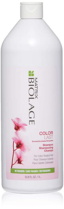 BIOLAGE ColorLast Shampoo, 33.8 Fl Oz best shampoo for color-treated hair