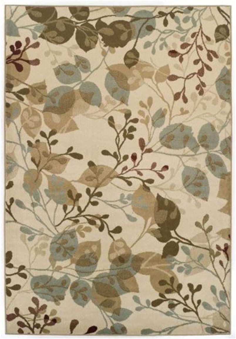 Furnish my Place 785 Ivory Delight 8X10 Area Rugs