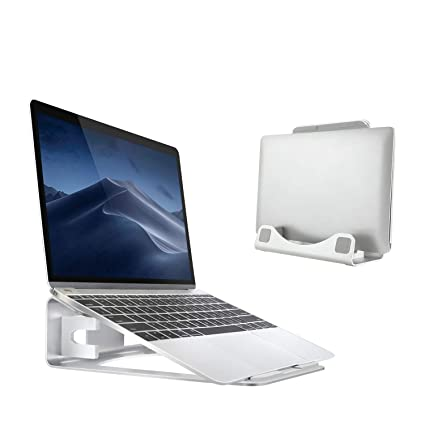 Huanuo Monitordrucker Ständer 2 In 1 Laptop Stand For Macbook