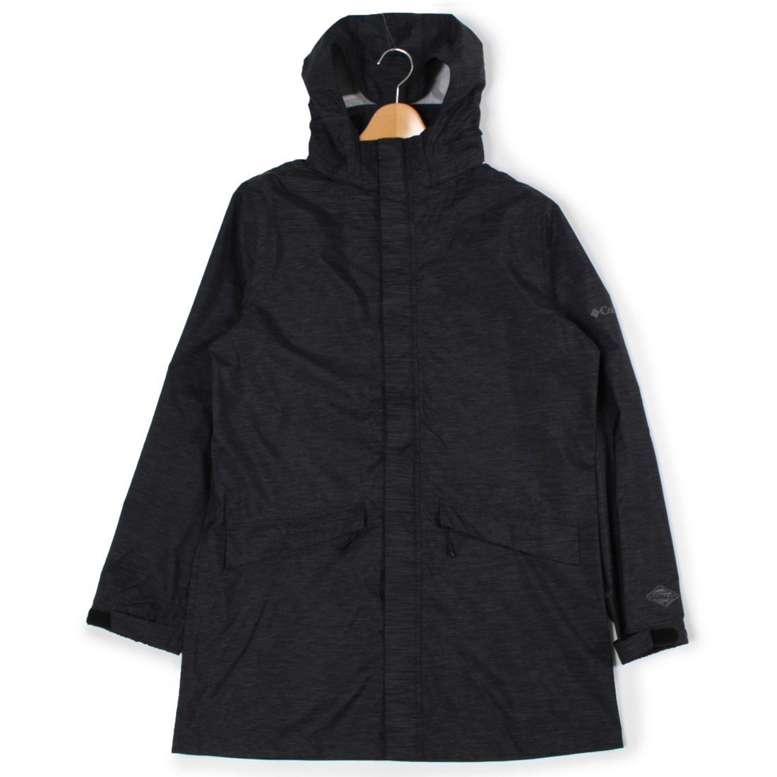 (コロンビア)COLUMBIA レインコート ウィンズレイクランドジャケット PM5986 メンズ B01FJ31IO4 M|01.ブラック 01.ブラック M