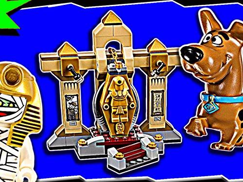 Clip: Mummy Museum (Scooby Doo Set)