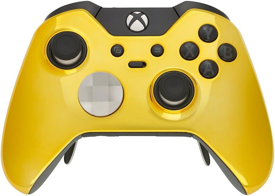 Elite Controller - Chrome Gold Edition - Xbox One [Importación ...