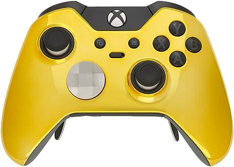 Elite Controller - Chrome Gold Edition - Xbox One [Importación inglesa]: Amazon.es: Videojuegos